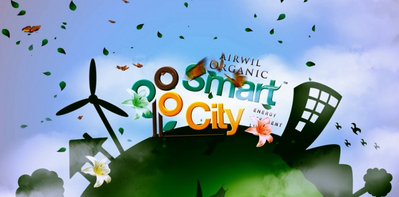 Airwil Organic Smart City Ads