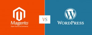 Magento VS WordPress