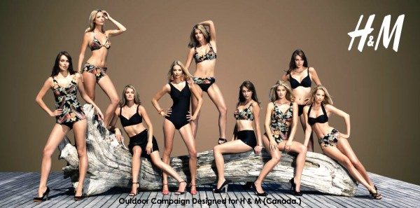 H & M Canada Launch